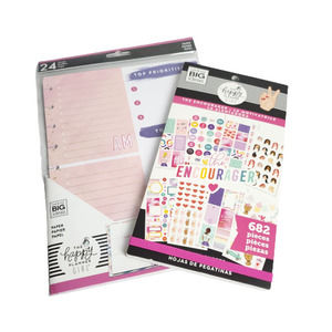 Happy Planner Encourager Daily Classic Stickers